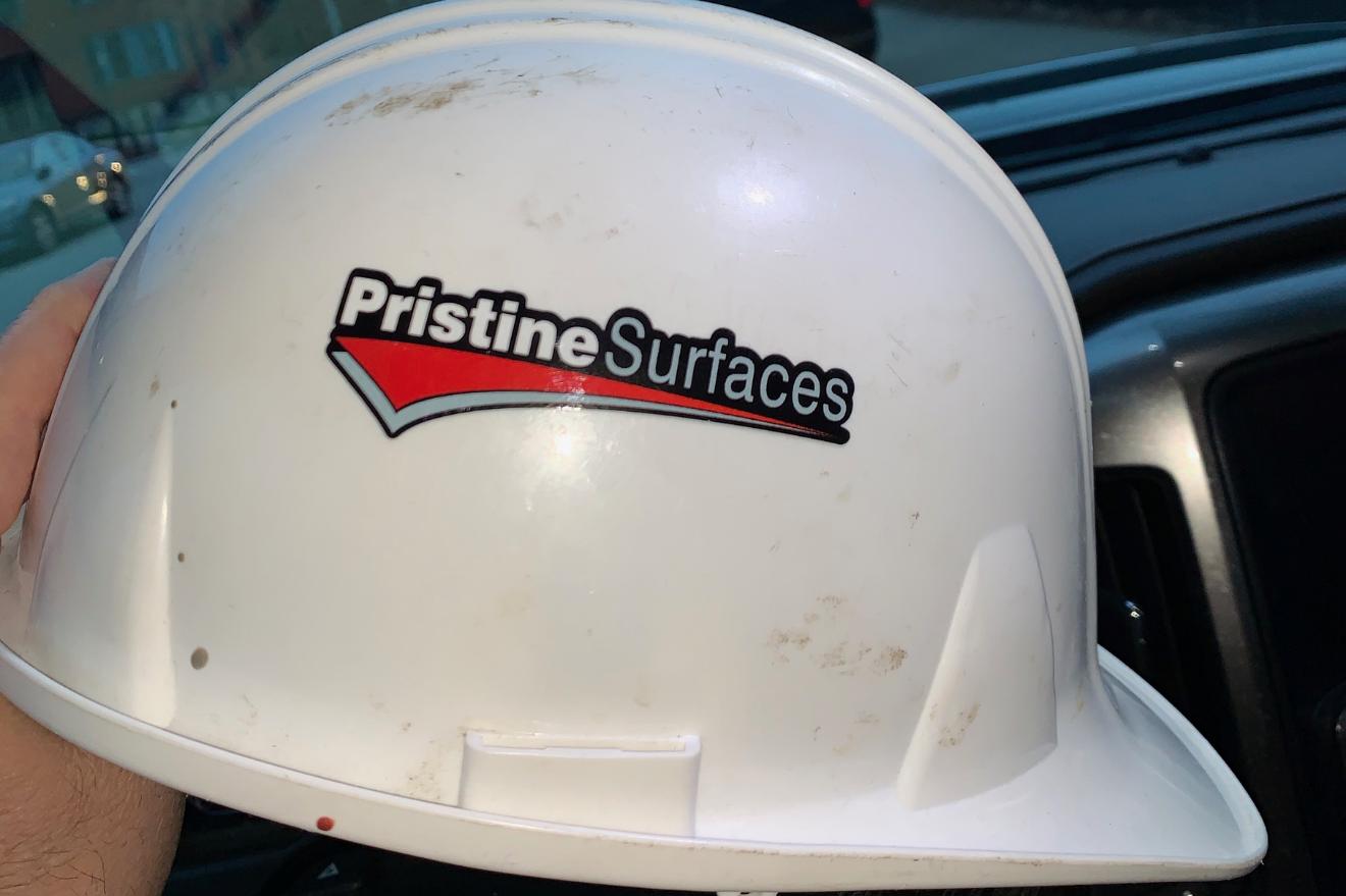 pristine surfaces team